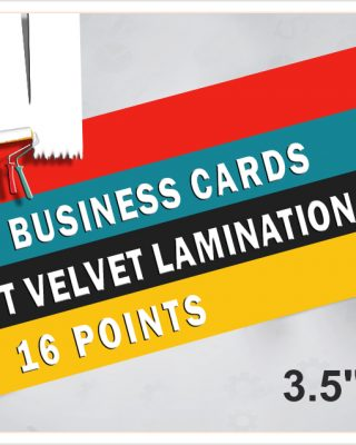 BUSINESS CARDS OPTIONS