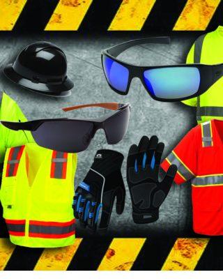 23_Workwear & Industrial Safety Equipment